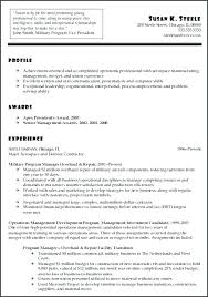 Military Experience On Resume Example Summary Statement