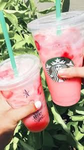IPhone Wallpaper Starbucks Pink Summer