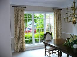 short side panel curtain rods front door sidelight curtains window