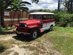 100 Willys Jeep Truck For Sale 1954 For ClassicCarscom CC1120631