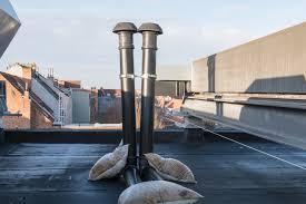 toilettenentlüftung übers dach das sollten sie beachten