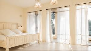 Collect This Idea Rustic White And Sheer Curtains