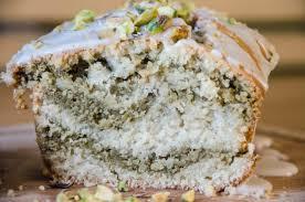kokos matcha kuchen vegan