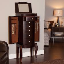 Waterford Jewelry Armoire - Merlot | Hayneedle Ideas Of Hives Honey Morgan 6 Drawer Walnut Jewelry Armoire On Amazoncom Southern Enterprises Classic Mahogany Black Large Size Walmart Meaning Waterford Merlot Hayneedle Armoirelopez Sevendrawer With Mirror Best Solutions Scroll 11 Best Jewelry Boxes Images On Pinterest Armoire Storage Sale Roselawnlutheran Brilliant In Dark And Store Exchange Box Repair