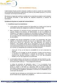 attestation domiciliation si e social contrat de domiciliation pdf