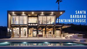 100 Shipping Containers California Santa Barbara Container Residence Built With 5 AB Design Studio