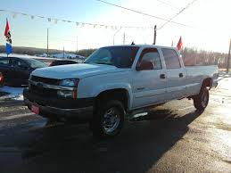 100 Classic Chevrolet Trucks For Sale Used 2007 Silverado 2500HD LT For In Barrie