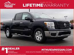 2019 Nissan Titan SV 1N6AA1E68KN502522 | Mountain View Nissan ... Dodge Ram 2500 Truck For Sale In Chattanooga Tn 37402 Autotrader Ford F250 2018 Chevrolet Silverado 3500hd Work 1gb3kycg0jf163443 Cars New Service Body Sale Jed06184 Caterpillar 745c Price Us 635000 Year Doug Yates Towing Recovery Peterbilt 388 Twin 2002 Volvo Roll Off Used Other Trucks 37421 2019 1500 For Ram 5004757361 Cmialucktradercom