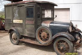 Wait A Minute Mr. Postman! 1929 Mail Truck