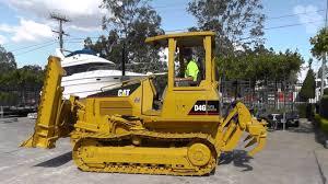 d4 cat dozer caterpillar d4 d4g xl dozer cat bulldozer low hours 2016