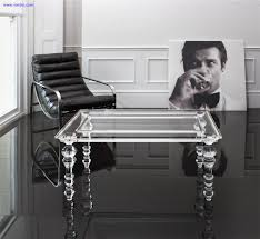 Acrylic Desk Chair With Cushion by Acrylic Ghost Chair Canada Notice How Well A Big Cushion Can Suit