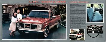 Auto Brochures Car Brochures 1985 Chevrolet And Gmc Truck Chevy Over The Top Customs Racing Restored Dually Youtube K15 Shortbed Cummins Cversion Diesel Power Magazine For Sale Classiccarscom Cc10624 Gmc Trucks Lifted Entertaing Sierra K1500 Review1985 Classicbody Off Restorationnew Fuel 1500 Pickup K73 Kissimmee 2013 Vintage Outstanding Scottsdale C1500 Pickup Truck Item 7320 Sold July 1979blackphantom Regular Cab Specs Photos
