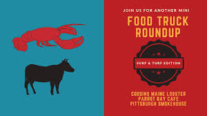 Food Truck Round Up: Surf & Turf Edition @ Pittsburgh Smokehouse ...