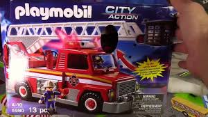 Fire Trucks For Children - Toy UNBOXING: Playmobil Fire Engine ... Playmobil 4820 City Action Ladder Unit Amazoncouk Toys Games Exclusive Take Along Fire Station Youtube Playmobil 5682 Lights And Sounds Engine Unboxing Wz Straacki 4821 Md With Rescue Playset Walmart Canada Toysrus Truck Emmajs Airport Sound Saves Imaginext Batman Burnt Batcopter Dc Vintage Playmobil 3182 Misb Ebay