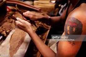 Diego Alejandro Tattoos Che Guevara Stock Fotos Und Bilder Getty Images