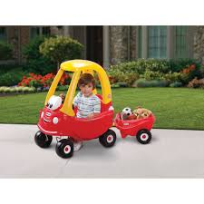 Little Tikes Cozy Coupe 30th Anniversary With Cozy Coupe Trailer ... Little Tikes Princess Cozy Truck 11799 Ojcommerce Rideon Cars Trucks Outdoor Garden Amazoncom Morgan Cycle Fire Pedal Car Red Toys Games Original Cheap Kids V9wr9te8 Baby Check Ride Driving School Amazon Mga Eertainment 627514m Coupe Pink Zulily Open Box 1858141071