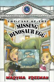 The Case Of Missing Dinosaur Egg Book 5 In Series AR Level