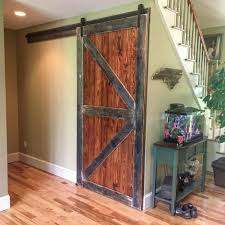 Barn Doors — Peacock Woodworks Bifold Barn Door Hdware Sliding For Your Doors Asusparapc Town Country Unassembled Kit Kh Series Bottomx In Full Size Beetle Kill Pine The Pink Moose Idolza 101 Best Images On Pinterest Children Doors And Reclaimed Oak Pabst Blue Ribbon Factory Floor Bypass Features Post Beam Carriage Barns Yard Great Shop Reliabilt Solid Core Soft Close Interior With Dallas Tx Installation Rustic Z Wood Knotty Intertional Company Steves Sons 24 X 84 Modern Lite Rain Glass Stained
