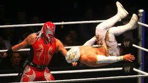 Halloween Havoc 1997 Eddie Guerrero by Rey Mysterio Jr Aaa Bringing Lucha Libre Back With Triplemania