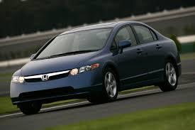 2008 Honda Civic Overview