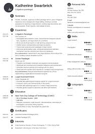 Paralegal Resume Samples: Job Descriptions, Skills, Objectives 12 Sample Resume For Legal Assistant Letter 9 Cover Letter Paregal Memo Heading Paregal Rumeexamples And 25 Writing Tips Essay Writing For Money Best Essay Service Uk Guide Genius Ligation Template Free Templates 51 Cool Secretary Rumes All About Experienced Attorney Samples Best Of Top 8 Resume Samples Cporate In Doc Cover Sample And Examples Dental Hygienist