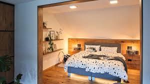 schlafzimmer beleuchtung ideen fürs richtige licht