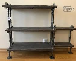 Industrial Shoe Rack And Shelf With Shelves Loft Style Storage
