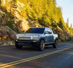 Rivian R1T Electric Pickup Truck Shocks World In LA Debut