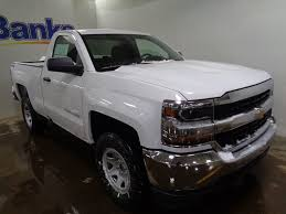 2018 New Chevrolet Silverado 1500 4WD Regular Cab Standard Box Work ...