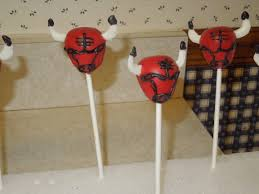 Puleo Christmas Tree Instructions by Chicago Bulls Cake Pops Puleo Pastries Pinterest Chicago