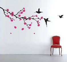 Tree Painting On Walls Wall Stencils