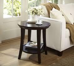 Metropolitan Round Side Table