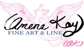 Amena Kay Fine Art And Illustrations