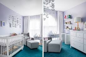 chauffage pour chambre bébé des idées de chambres pour bébé décorées avec la couleur lavande