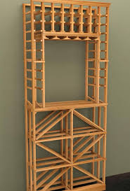 Wine Racks Modular Wood Wine Racking and Wall Wine Racks