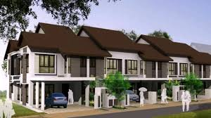 100 Modern Terrace House Design Example In Malaysia