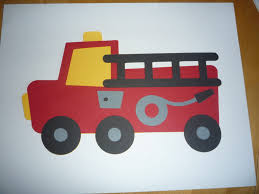 99 Truck Craft 26 Images Of Preschool Fire Template Geldfritznet