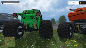 100 Monster Truck Simulator Fans V10 Farming Simulator Modification