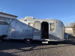 100 Airstream Vintage For Sale Travel Trailer Transformed Into Modern