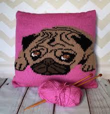 Pug Pumpkin Stencil Printable by Knitting Patterns For Pets Loveknitting