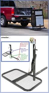 100 Truck Bed Motorcycle Lift 12 Ramp Blue Ox Sportlift Iii For Sale
