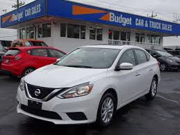 Used 2017 Nissan Sentra S Edition, Sunroof, Automatic, Bluetooth ...
