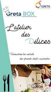 cours de cuisine cholet box cuisine cadeau cours de cuisine à cholet 49 greta box