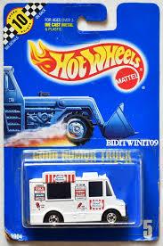 100 Good Humor Truck HOT WHEELS 1990 BLUE CARD GOOD HUMOR TRUCK 5 WHITE 08 E 0011481
