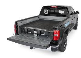 99 Truck Tools DECKED Pickup Bed Tool Boxes And Bed Organizer DECKED