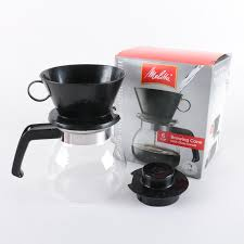 Melitta 6 Cup Pour Over Coffee Brewer