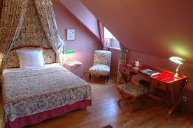 chambre hotel romantique hôtel de charme à rennes en bretagne