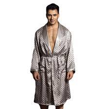 robe de chambre soie 2017 d été pyjama homme robe peignoir hommes robe de chambre