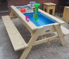 fancy childrens picnic table plans and ana white build a bigger