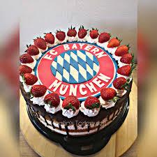 eine cake im fc bayern kerstin s tortenwelt